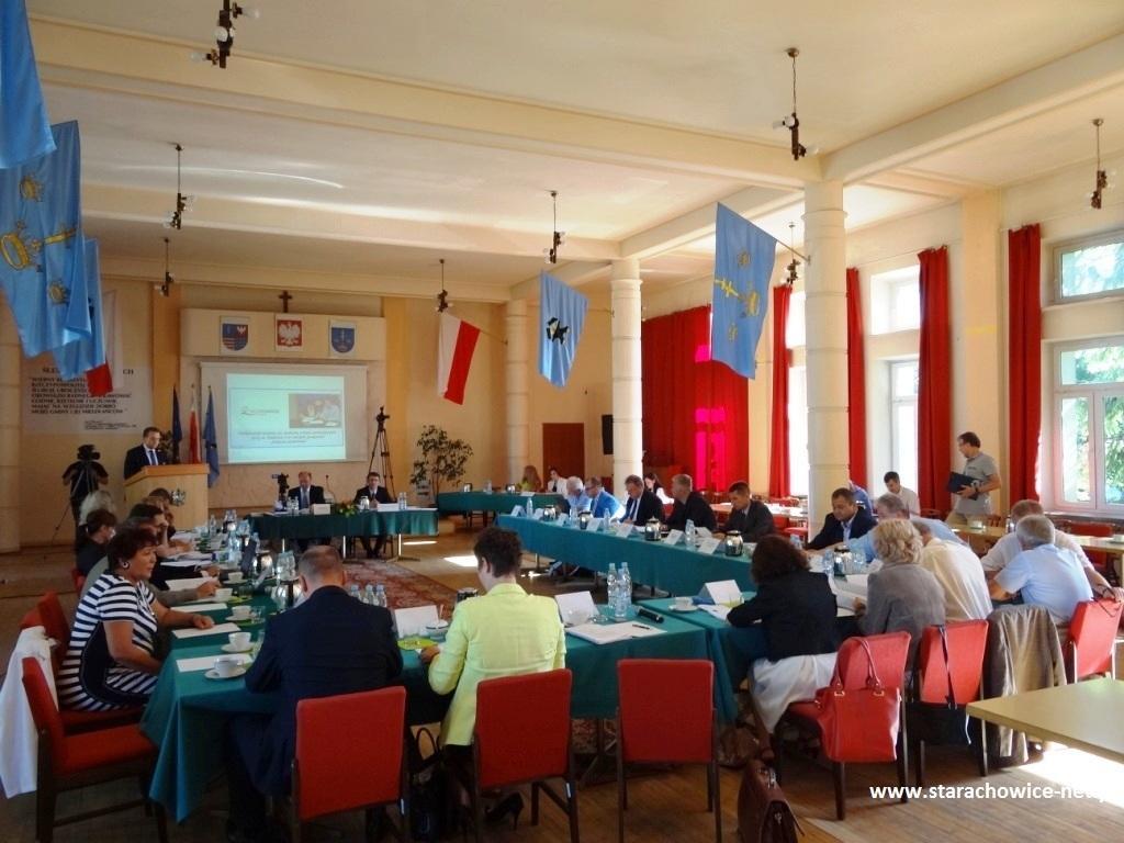 ef9d705606ea39 sesji Rady Miejskiej, radni i prezydent dyskutowali na temat działalności  sklepów nocnych i sprzedaży alkoholu w Starachowicach.
